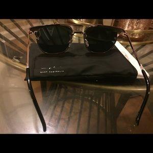 14f8986f8a Quay Australia Accessories - Quay Private Eyes Mirrored Aviator Sunglasses